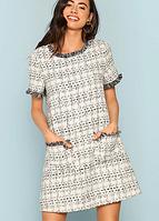 Женское платье в стиле Шанель, фото 1