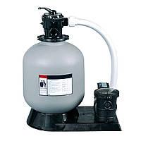 Фильтр для бассейнов (песочный фильтр и насос для бассейнов в комплекте) Bridge BC2042 500мм