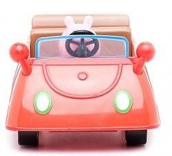 Игровой набор Peppa - МАШИНА ПЕППЫ (машинка, фигурка Пеппы), фото 2