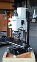 Сверлильно-фрезерный станок FDB Maschinen BF16VT, фото 2