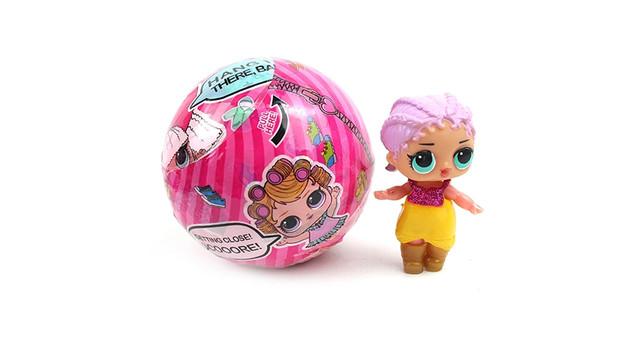 Кукла LOL Unbox me (Серия 13)