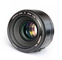 Объектив YONGNUO YN 50mm F/1.8C для Canon