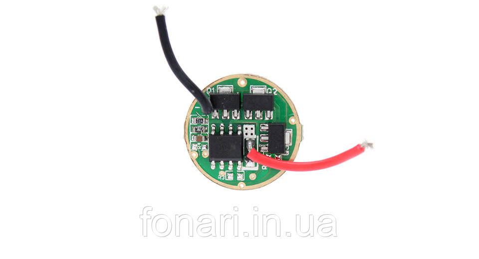 Драйвер 3*AMC7135 (1,05 A, 1*Li-Ion) Nanjg AK47A