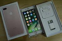 Новый Apple iPhone 7 Plus128Gb Rose Gold NeverlockОригинал!, фото 1