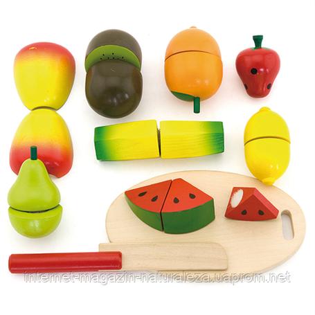 Игровой набор Фрукты Viga Toys, фото 2
