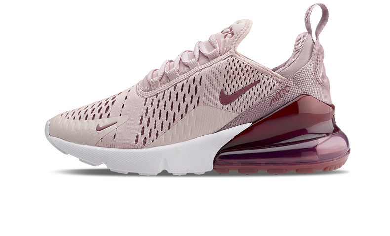 6af9906a Женские Кроссовки Nike Air Max 270 Barely Rose/Vintage Wine — в ...