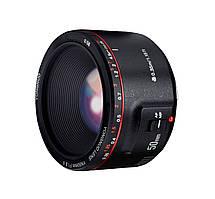 Объектив YONGNUO YN 50mm F/1.8C II для Canon