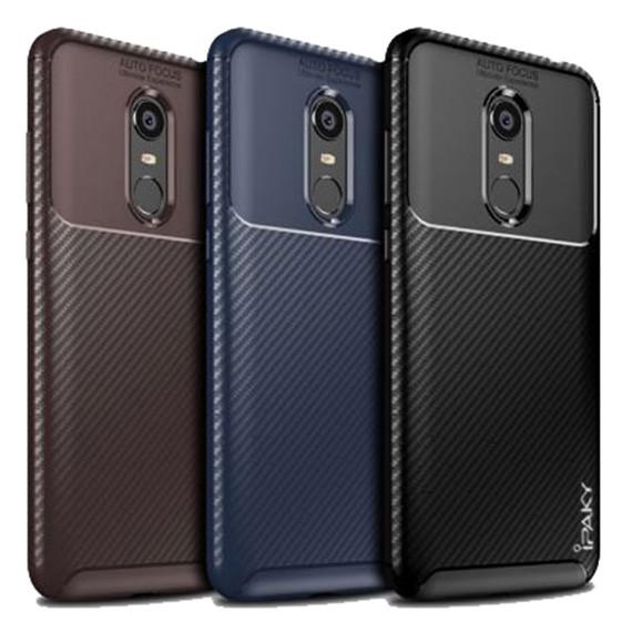 TPU чехол iPaky Kaisy Series для Xiaomi Redmi 5 Plus / Redmi Note 5 (SC)