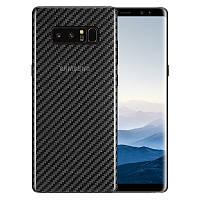 Карбоновая защитная пленка для Samsung Galaxy Note 8 N950, фото 1