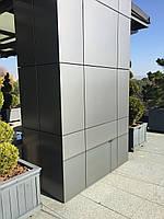 Фасад из композита 3мм