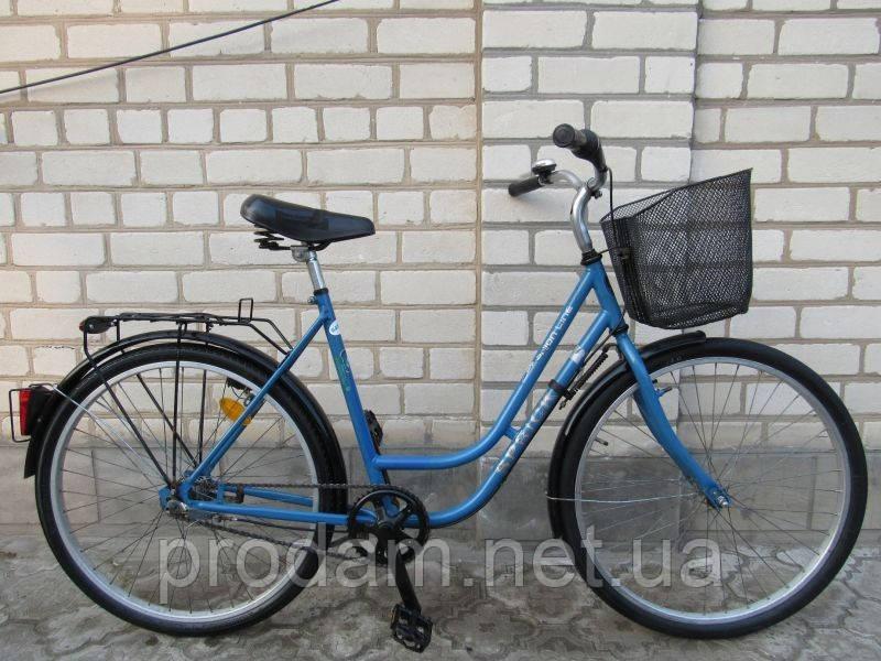 Хороший міський велосипед - дамка Sprick