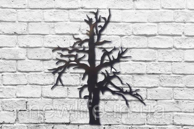 Резные украшения из металла «Дерево»