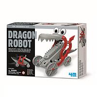 Набір для творчості 4M Робот-дракон (00-03381)