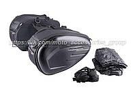Сумки, кофры жесткие боковые Kamine Carbon на мотоцикл, фото 1