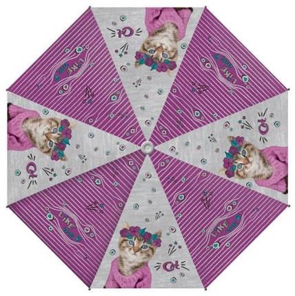 Зонтик детский Kite Kids 2001 R R19-2001 ранец  рюкзак школьный hfytw ranec, фото 2