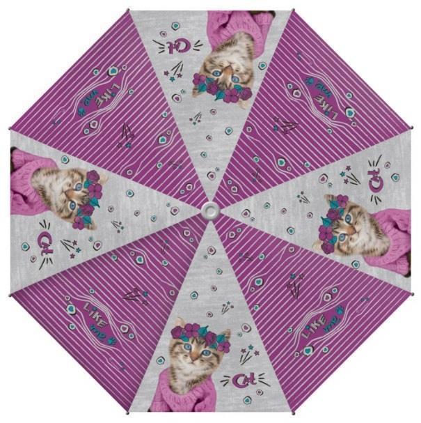 Зонтик детский Kite Kids 2001 R R19-2001 ранец  рюкзак школьный hfytw ranec