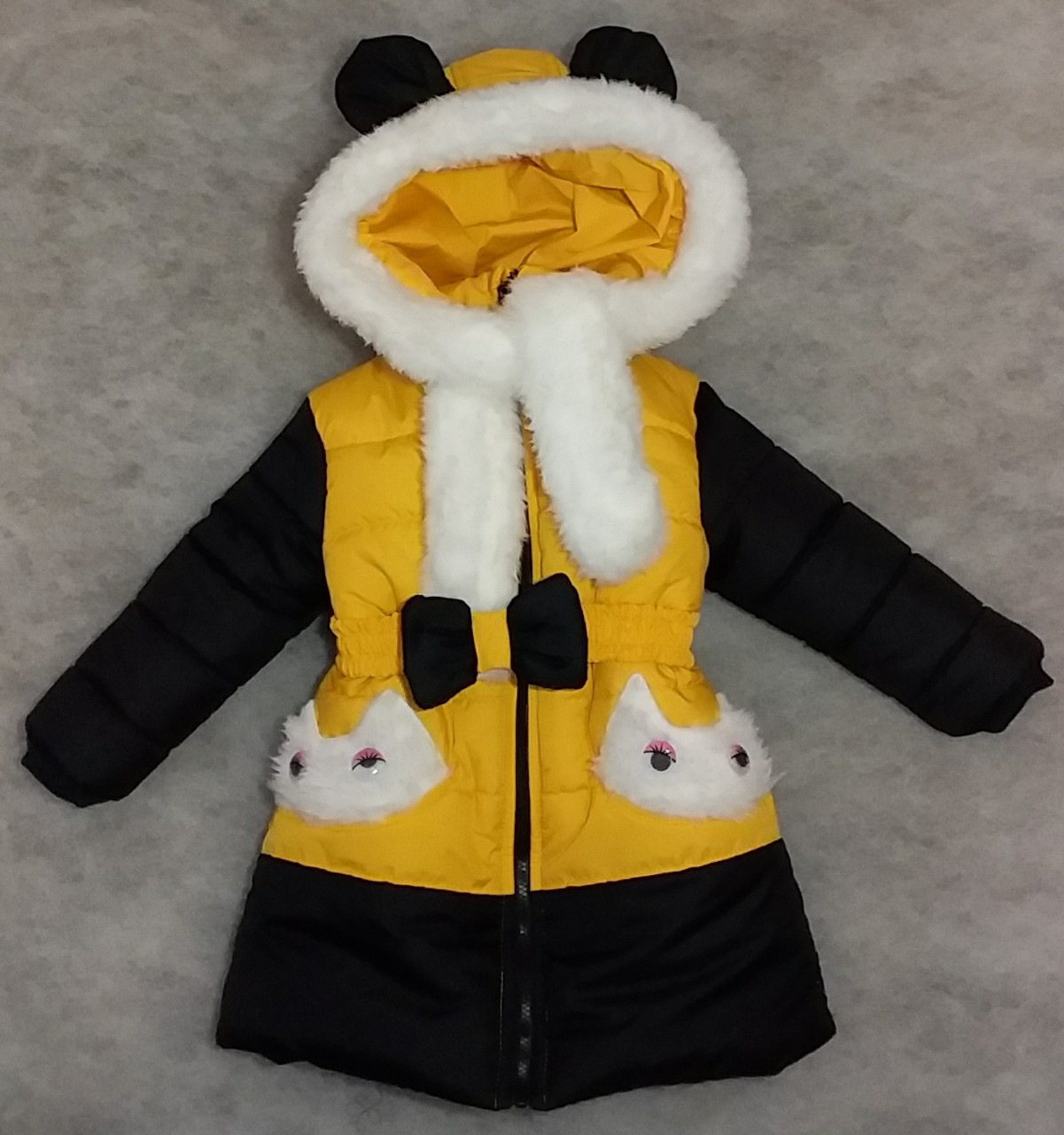Яркие зимние пальто для девочек интернет магазин