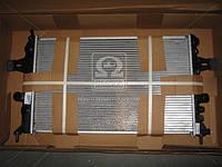 Радиатор охлаждения OPEL ASTRA G (98-) 1.6i (пр-во Van Wezel), 37002440