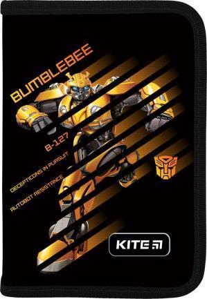 Пенал 1 отд., 2 отв., без наполн. Kite Education 622 TF-2 TF19-622-2 ранец  рюкзак школьный hfytw ranec