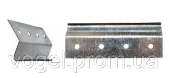 Комплект з'єднувальних деталей для алюмінієвого профілю