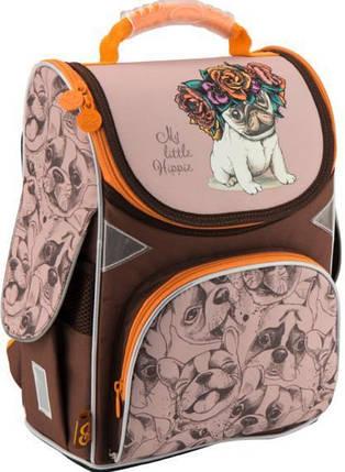 Рюкзак школьный каркасный 5001S-8 GO18-5001S-8 ранец  рюкзак школьный hfytw ranec, фото 2
