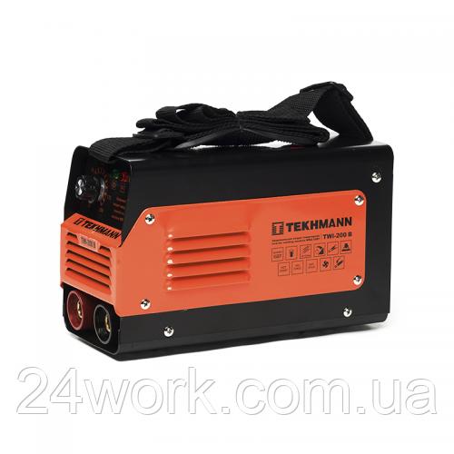 Комплект сварочный  аппарат Tekhmann TWI-200 В + 5 электродов E 6013 d 3 мм