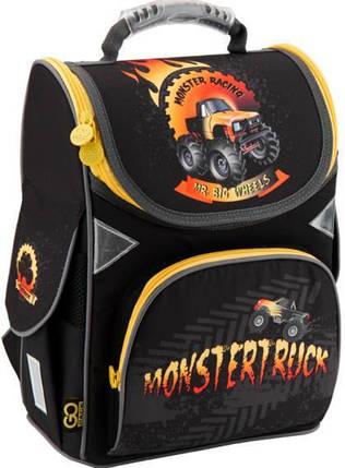Рюкзак школьный каркасный 5001S-15 GO18-5001S-15 ранец  рюкзак школьный hfytw ranec, фото 2