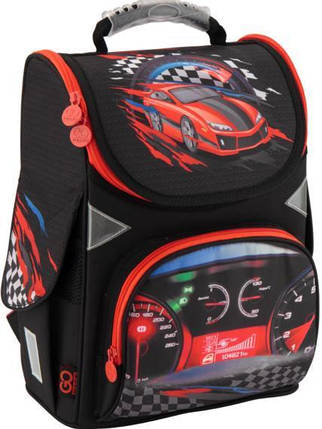 Рюкзак школьный каркасный 5001S-17 GO18-5001S-17 ранец  рюкзак школьный hfytw ranec, фото 2