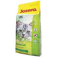 Корм для котов и кошек Josera SensiCat 2 кг, корм для котов и кошек с чувствительным пищеварением