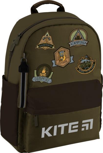 Рюкзак школьный Kite Education 719-4 Camping K19-719M-4 ранец  рюкзак школьный hfytw ranec