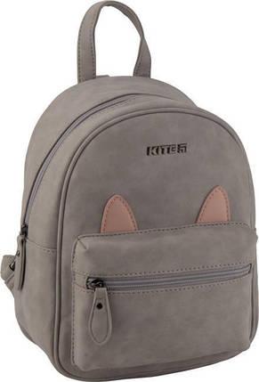 Рюкзак трендовый K19-2555-6 K19-2555-6 ранец  рюкзак школьный hfytw ranec, фото 2