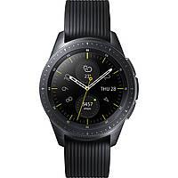 Смарт-часы Samsung Galaxy Watch 42mm LTE Midnight Black (SM-R810NZKA) 12 мес.
