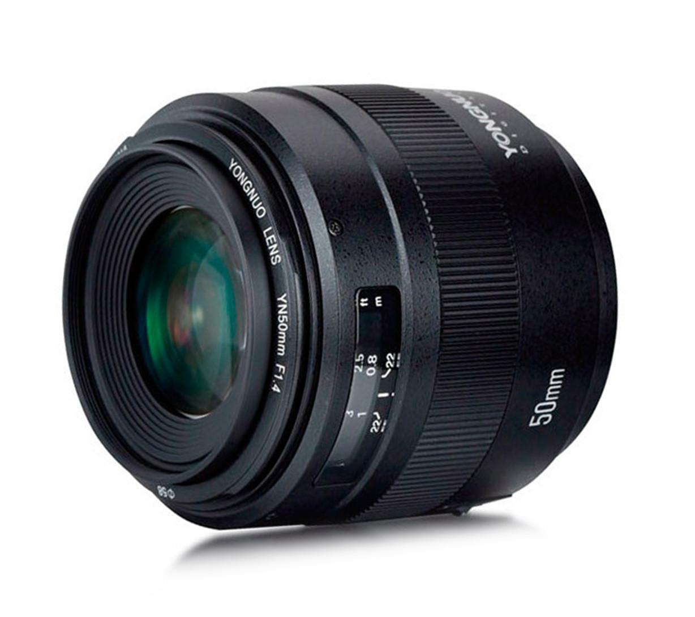 Объектив YONGNUO YN 50mm F/1.4C для Canon