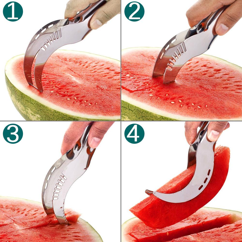 Нож для нарезки арбуза.
