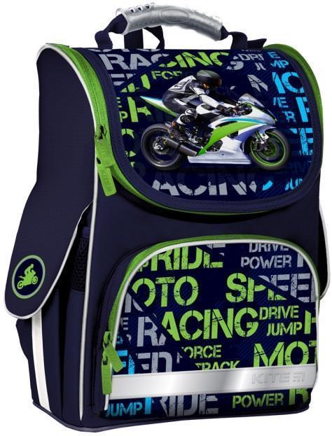 Рюкзак школьный каркасный Kite Education 501-12 Racing K19-501S-12 ранец  рюкзак школьный hfytw ranec