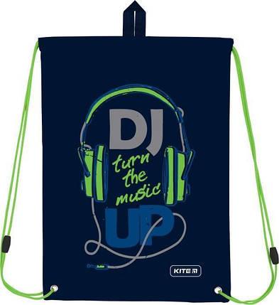 Сумка для обуви Kite Education 600S-8 Music Up K19-600S-8 ранец  рюкзак школьный hfytw ranec, фото 2