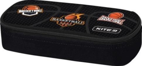Пенал Kite Education 662-4 Basketball K19-662-4 ранец  рюкзак школьный hfytw ranec