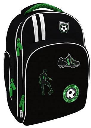 Рюкзак школьный Kite Education 706-2 Football K19-706M-2 ранец  рюкзак школьный hfytw ranec, фото 2
