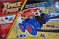 Траса Monster Trucks (Trix Trux) 1 машинка в комплекті, фото 1