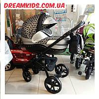Детская коляска 2 в 1 Macan, Black-Silver, фото 1