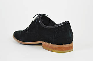 Замшевые мужские туфли Conhpol 2525, фото 2