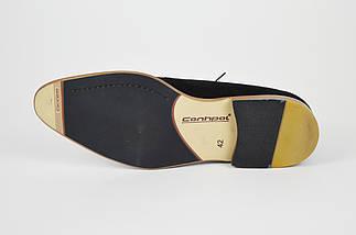 Замшевые мужские туфли Conhpol 2525, фото 3