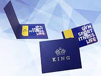 Конверт для подарочного сертификата, фото 1