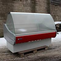 """Холодильная витрина """"МХМ"""" 1,8 м. Викладка 90 см. Б/У, фото 1"""