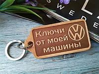 Ключи от моей машины Вольцваген