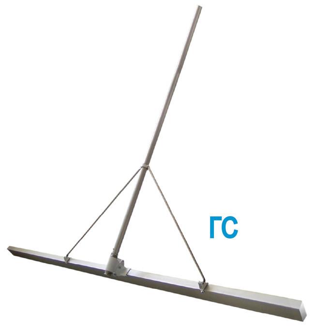 ГС лезо 2,5 м+редуктор