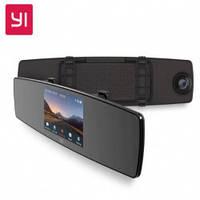 Автомобильный видеорегистратор YI Mirror Dash Camera International