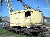 Кран железнодорожный, фото 1