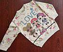 Кофта для девочки Лол 1-6 лет, фото 2