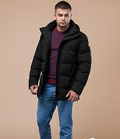 Куртка зимняя молодежная Braggart Youth черная топ реплика